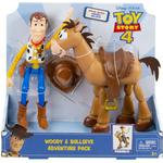 Toy Story - Figurines Mattel Disney Pixar Toy Story Woody & Bullseye