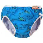 Boy - Swim Diapers Children's Clothing Imsevimse Swim Diaper - Turquoise Fish