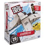 New Toys Spin Master Tech Deck Fingerboard Starter Kit Ramp Set & Board