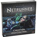 Collectible Card Games Fantasy Flight Games Android: Netrunner Creation & Control