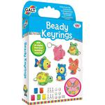 Animals - Beads Galt Beady Keyrings