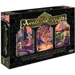 Family Board Games Z-Man Games Tales of the Arabian Nights Travel