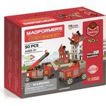Construction Kit - Building Magformers Amazing Rescue Set 50pcs