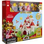 Nintendo Super Mario Deluxe Mushroom Kingdom Castle