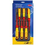 Slotted Screwdriver Knipex 00 20 12 V05 Set 6-parts