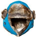 Blue - Beanies Children's Clothing Isbjörn of Sweden Squirrel Winter Fur Cap - Ice (309-93-59)