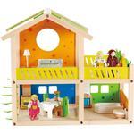 Doll House Hape Happy Villa