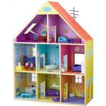 Doll Accessories Mattel Peppa Pig Wooden Playhouse