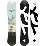 Grey - All Mountain Snowboards Yes Hybrid 2020
