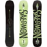 Park Snowboards - Black Salomon Assassin Pro 2020