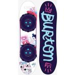 White - All Mountain Snowboards Burton Chicklet 2020