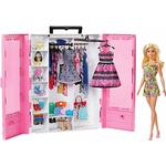 Fashion Dolls - Fashionistas Barbie Fashionistas Ultimate Closet Doll & Accessory
