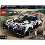 Sound - Building Games Lego Technic App Controlled Top Gear Rally Car 42109