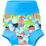 3-6M - Swim Diapers Children's Clothing Splash About Happy Nappy - Dino Pirates (HNPDP)
