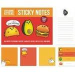 Exploding Kittens Sticky Notes