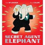 Secret Agent Elephant (Bog, Paperback / softback)