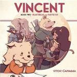 Vincent Book Two: Heartbreak and Parties 101 (Bog, Paperback / softback)