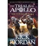 The Tower of Nero (The Trials of Apollo Book 5) (Bog, Hardback)