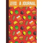 Exploding Kittens: A Journal (Bog, Hardback)