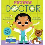 Future Doctor (Future Baby Board Books) (Bog, Board book)