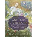 Angelic Lightwork: Magic and Manifestion with the Angels (Bog, Paperback / softback)