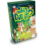 Got Expansions - Childrens Board Games Who Did It?