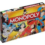 Family Board Games Winning Moves Ltd Monopoly: DC Comics