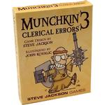 Card Games Steve Jackson Games Munchkin 3: Clerical Errors