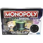 Family Board Games Hasbro Monopoly: Voice Banking