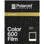 Polaroid Color Film for 600 Gold Dust Edition 8 pack