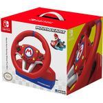 Game Controllers Hori Nintendo Switch Mario Kart Pro Mini Racing Wheel Controller - Red/Blue/Black