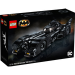 Lego DC Comics Super Heroes 1989 Batmobile 76139