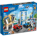 Police - Building Games Lego City Police Station 60246