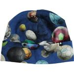 Multicolour - Beanies Children's Clothing Molo Nico - Cosmic Footballs (7W19T305 4881)