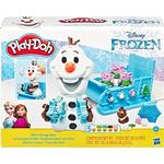 Disney - Play Set Hasbro Play Doh Disney Frozen Olaf's Sleigh Ride E5375