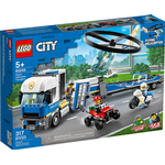 Police - Lego City Lego City Police Helicopter Transport 60244
