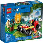 Cheap Lego City Lego City Forest Fire 60247