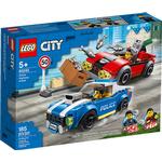 Police - Lego City Lego City Police Highway Arrest 60242
