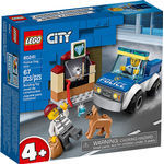 Lego - Police Lego City Police Dog Unit 60241