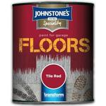 Johnstones Speciality Garage Floor Paint Red 2.5L