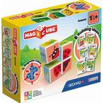 Blocks - Metal Geomag Magicube Insects
