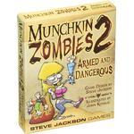 Card Games Steve Jackson Games Munchkin Zombies 2: Armed & Dangerous