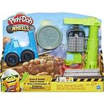 Cheap Commercial Vehicle Hasbro Play Doh Wheels Crane & Forklift E5400