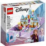 Disney - Lego Disney Lego Disney Anna & Elsa's Storybook Adventures 43175