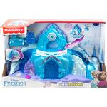 Frozen - Play Set Fisher Price Disney Frozen Little People Elsa's Ice Palace