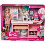 Fabric - Play Set Barbie Cake Decorating Playset