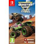 Simulation Nintendo Switch Games Monster Jam: Steel Titans