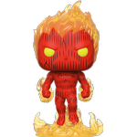 Cheap Action Figures Funko Pop! Marvel Comics Human Torch