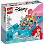 Disney - Lego Disney Lego Disney Ariel's Storybook Adventures 43176