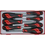 Pozidriv Teng Tools TT917N Set 7-parts